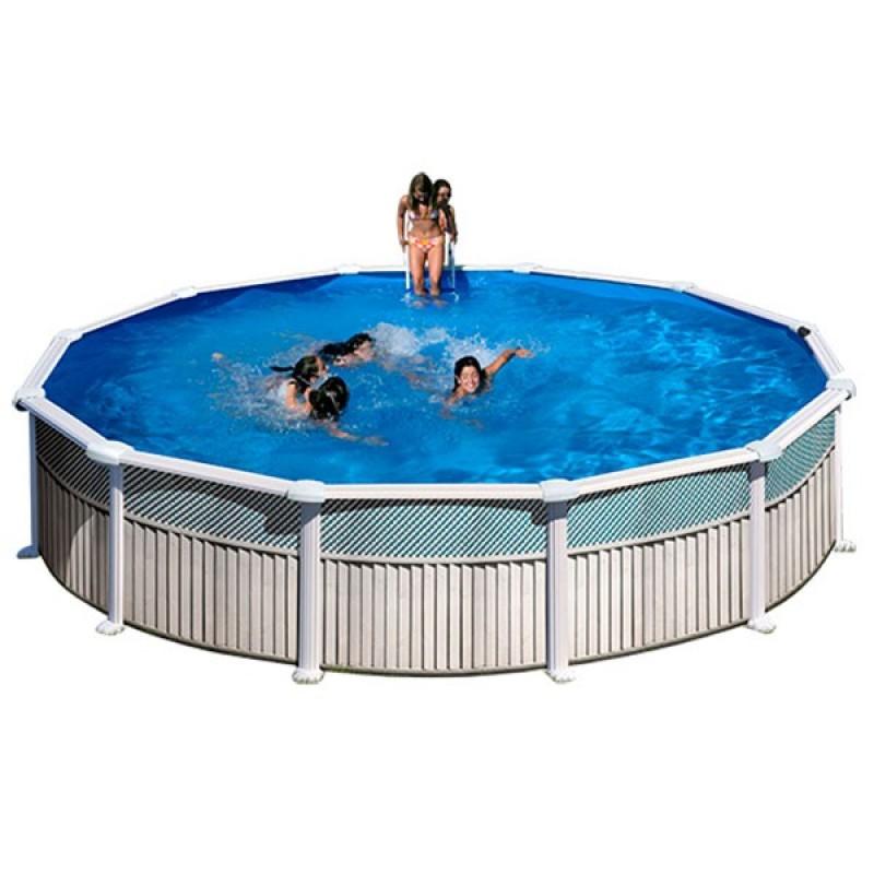 Piscina desmont vel gre celosia circular kitpr358c for Oulet piscinas