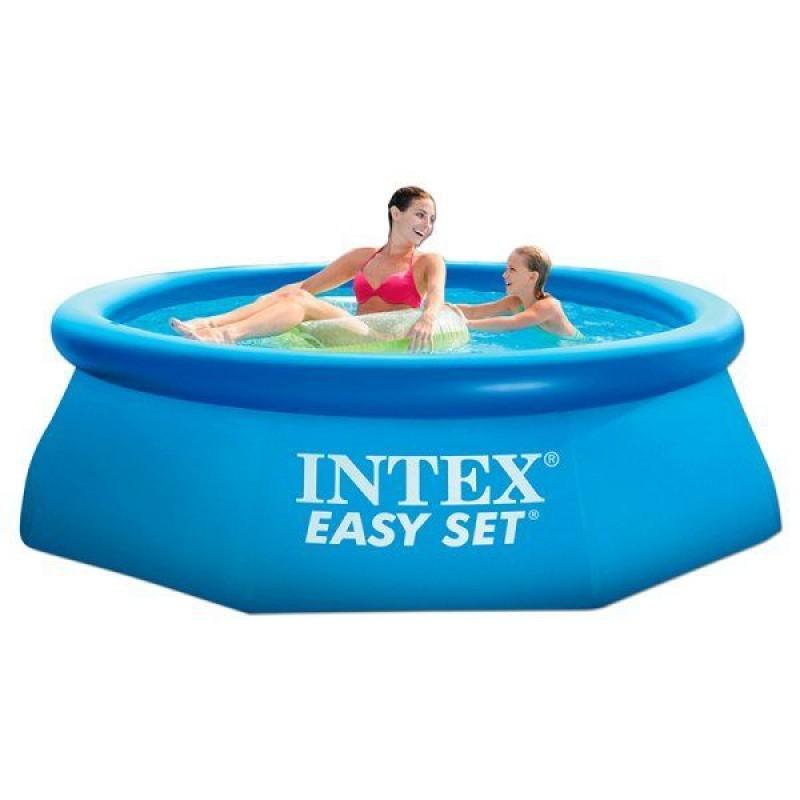 Piscina easy set intex 244 x 76 outlet piscinas portugal for Outlet piscinas
