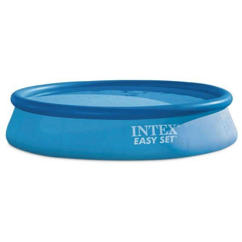 Piscina intex easy set 396x84cm outlet piscinas portugal for Outlet piscinas