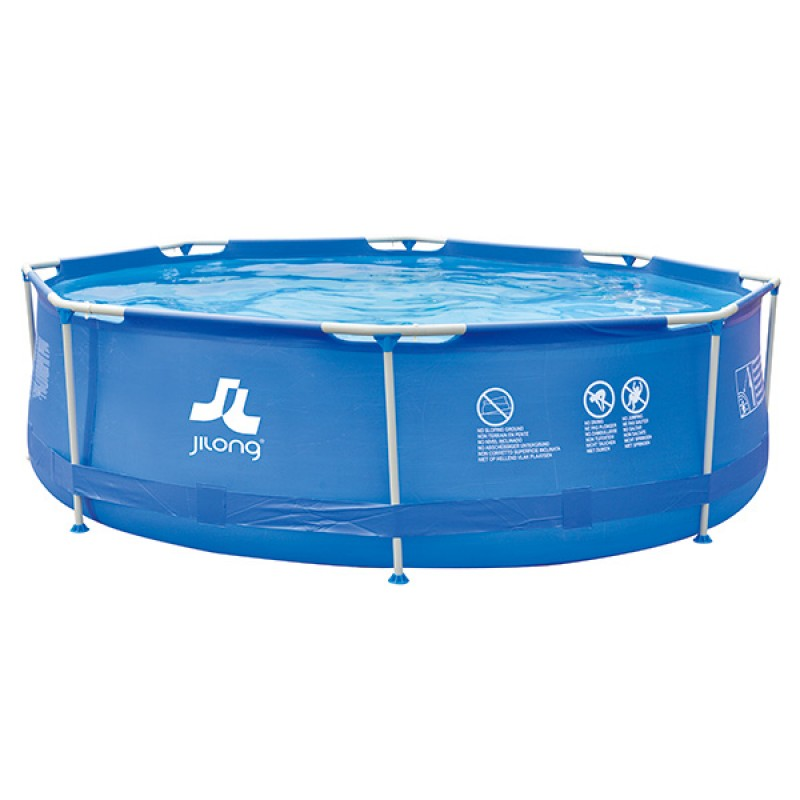 Piscina sirocco blue 300 x 76 cm outlet piscinas portugal for Outlet piscinas