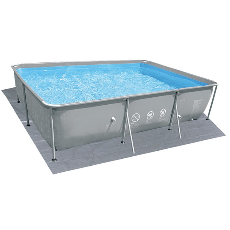 Piscina passaat grey 540x274x122 cm outlet piscinas portugal for Oulet piscinas