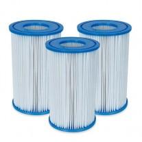 Recambios Pack 6 Cartuchos Intex Filtros A