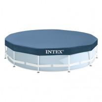 Cobertura piscina metal frame intex