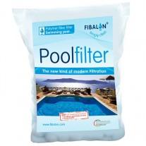 Fibalon meio filtrante para piscina