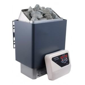 Estufa Calentador de Sauna