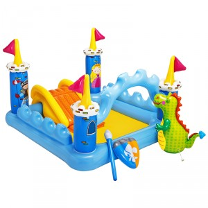 Castillo hinchable  Fantasy de Intex 57138