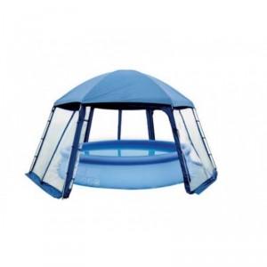 Cubierta Gre Pool House-1
