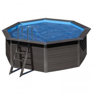 Manta térmica piscina Composite Gre circular