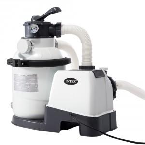 Depuradora Intex 26644 de arena de 4.500 l/h