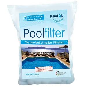Fibalon medio filtrante para piscina