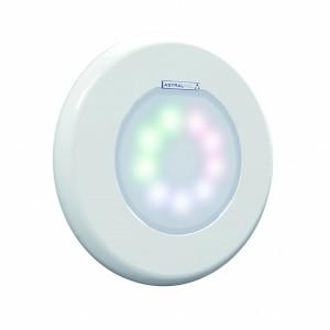 Foco Lumiplus Flexi nicho luz RGB
