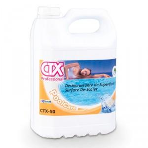 Limpiador Desincrustante WallCleaner CTX-50