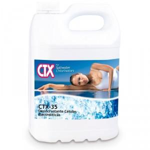 Limpiador desincrustante Clorador salino CXT-35
