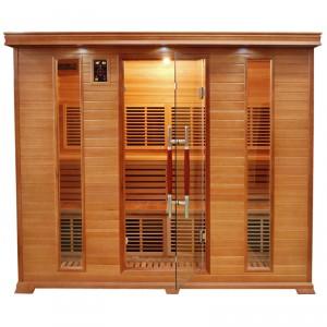 Sauna Luxe 5 pessoas