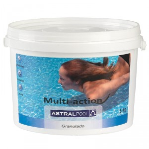Multi-action granular AstralPool