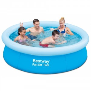 Piscina Hinchable Bestway Fast Set 274x76