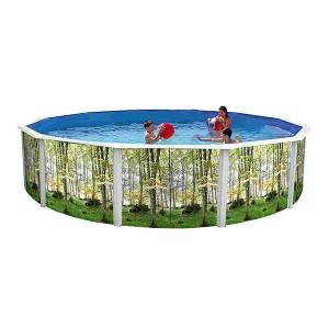 Piscina desmontable Bosque Circular Toi