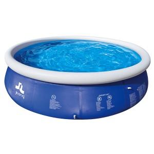 Piscina hinchable marín blue 360 x 90 cm jilong circular