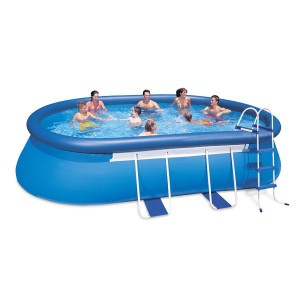 Piscina Hinchable Oval Frame