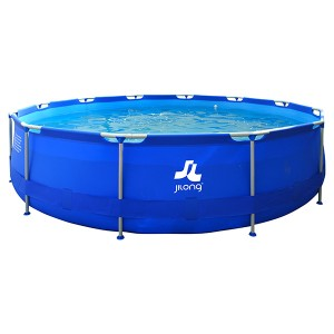 Piscina Sirocco Blue Ø 450 x 90 cm elevada de PVC fabricada por Jilong