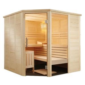 Sauna Domestica Infrarrojos Alaska Esquinera