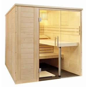 Alaska Large Sauna Domestica Tradicional Finlandesa