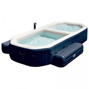Spa hinchable Purespa con piscina Intex 28492