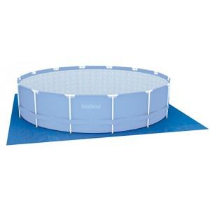 Tapiz de Suelo Bestway para piscina circular
