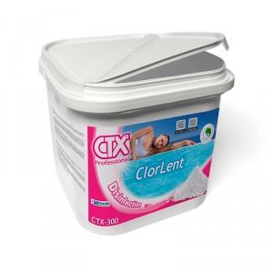 Tricloro en polvo ClorLent CTX-300