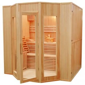 Sauna de Vapor Zen - 4 Pessoas