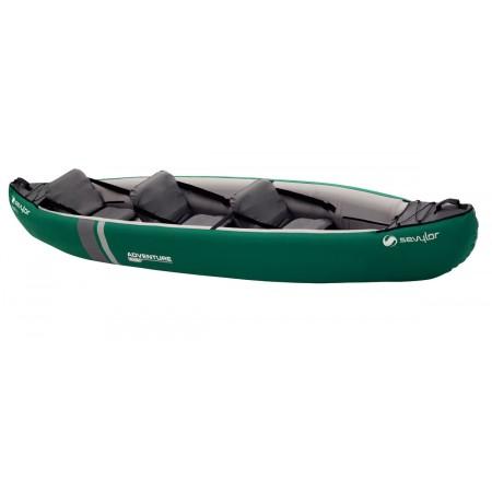 Canoa insuflável Adventure Plus Sevylor