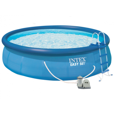 54920 - Piscina hinchable Easy Set 549 x 122 cm