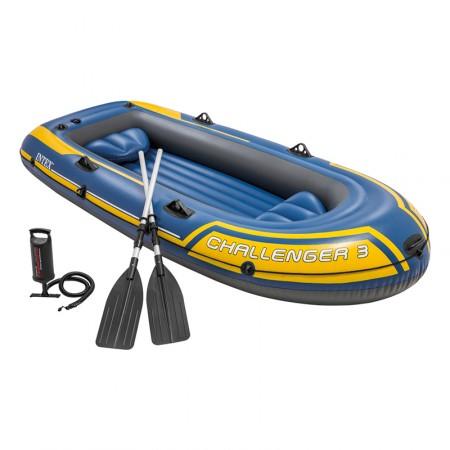 Barca hinchable Intex Challenger 3