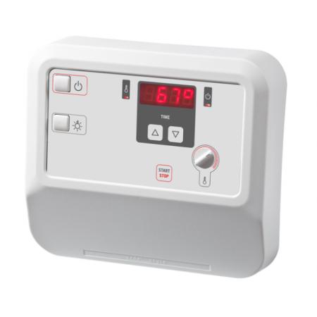 Panel de control A2 Sauna