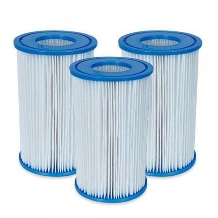 Pack de 3 Cartuchos para Depuradora