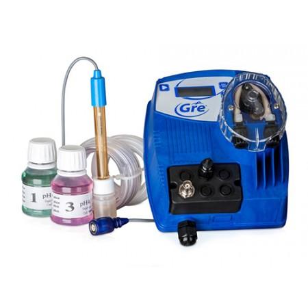 Controlador pH con bomba dosificadora
