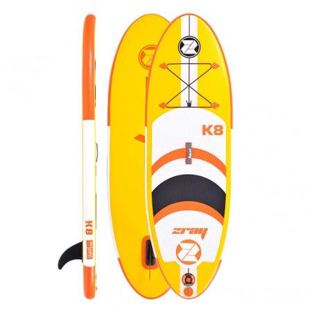 Paddle surf Zray SUP K8 especial iniciação