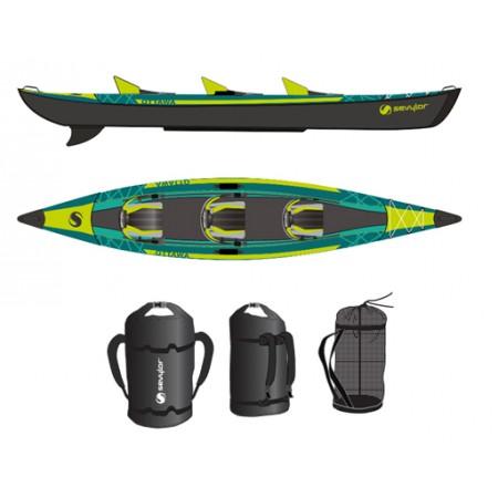 Kayak Insuflável Ottawa 3P