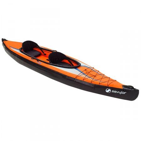 Kayak Insuflável 2 lugares Pointer k2 Sevylor