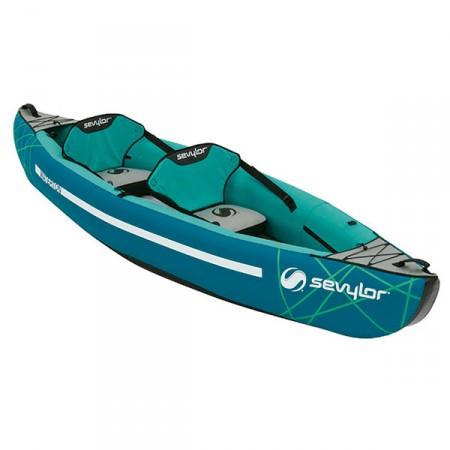 Kayak Waterton 2 lugares Sevylor