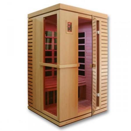 Sauna infrarrojos Tonga lateral