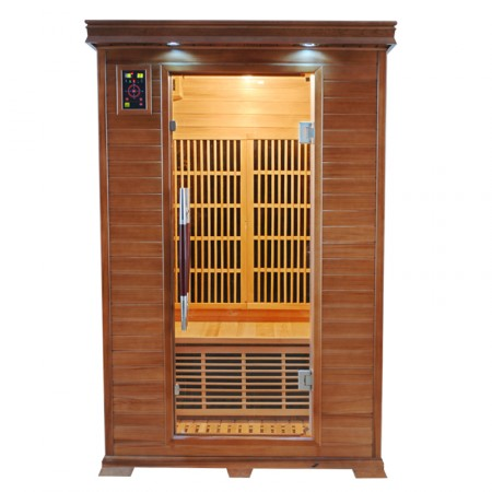 Sauna Infravermelhos Luxe 2 Lugares
