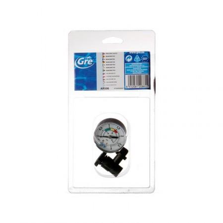 Manómetro para filtros de arena Gre