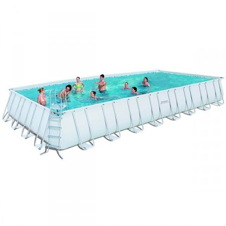 Piscina Bestway Power Steel 956x488x132