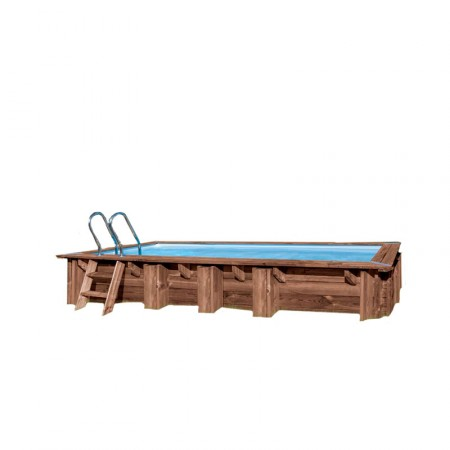 Piscina rectangular Mango