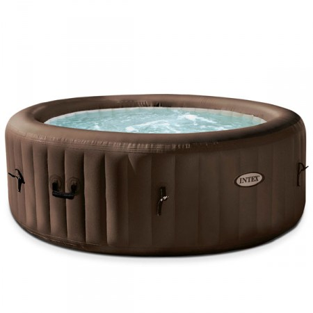 Spa Intex PureSpa JET Antical con Clorador Salino