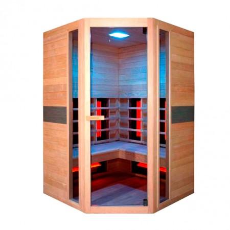 Sauna de infra-vermelhos Jade Corner