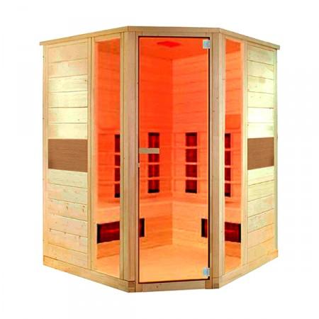 Sauna de infra-vermelhos Ruby Corner
