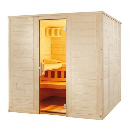Sauna Vapor Wellfun Large Tradicional Finlandesa