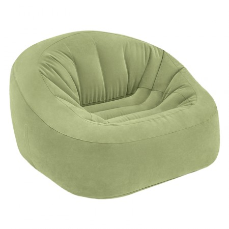 Sillón hinchable Beanless Bag Club